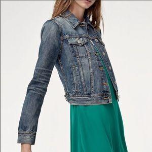 Talula | Dark Wash Denim Jacket